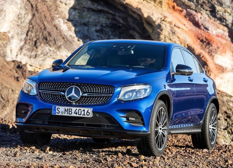 Mercedes GLC /