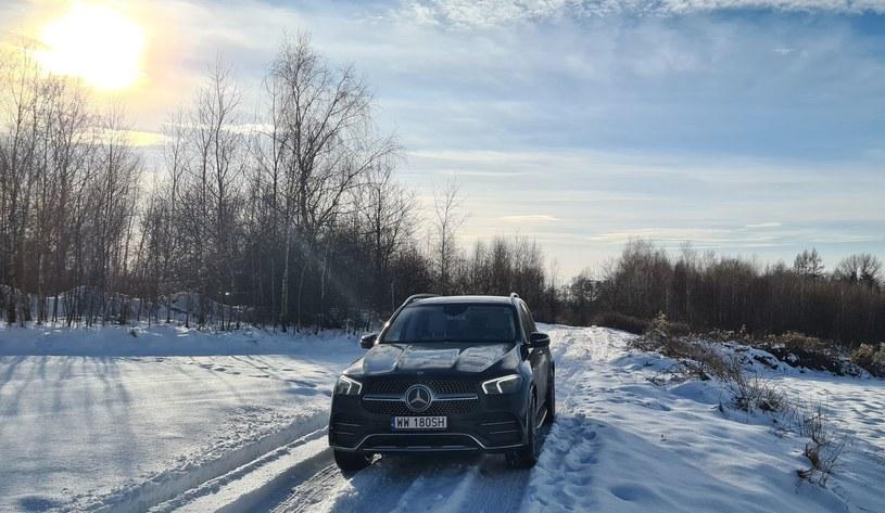 Mercedes GLE 350 de /INTERIA.PL
