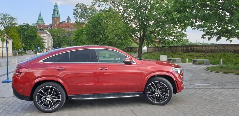 Mercedes GLE 400d 4MATIC /INTERIA.PL