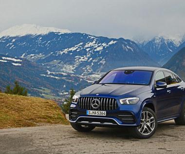 Mercedes GLE Coupe - kiedy liczy się styl