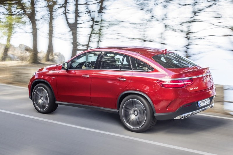 Mercedes GLE Coupe /