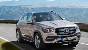 Mercedes GLE otrzymał nowe silniki