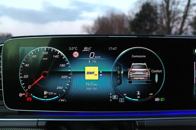 Mercedes GLS 400 d /INTERIA.PL