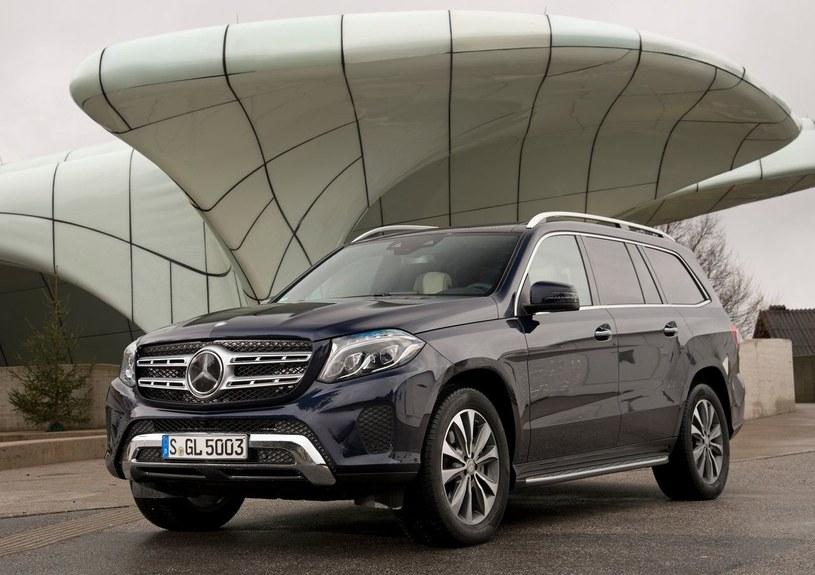 Mercedes GLS /