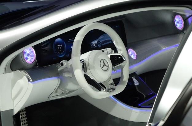 Mercedes IAA /INTERIA.PL