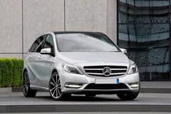 Mercedes Klasa B