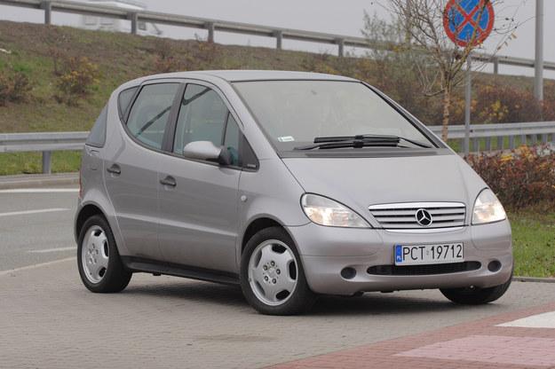 Mercedes klasy A W168 (1997-2004) /Motor