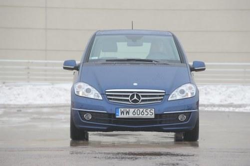 Mercedes klasy A /Motor
