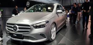 Mercedes klasy B nowej generacji