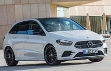Mercedes klasy B wyceniony w Polsce