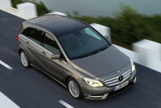 Mercedes klasy B /
