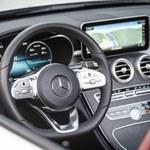 Mercedes klasy C - nowe rozwiązania technologiczne