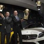 Mercedes klasy C Światowym Samochodem Roku 2015