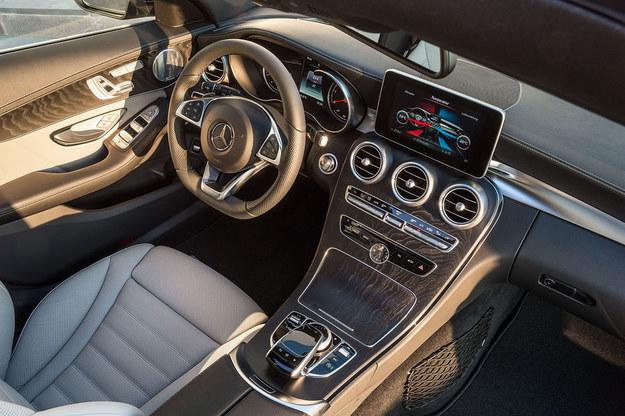 Mercedes klasy C (typoszereg S 205) /Mercedes