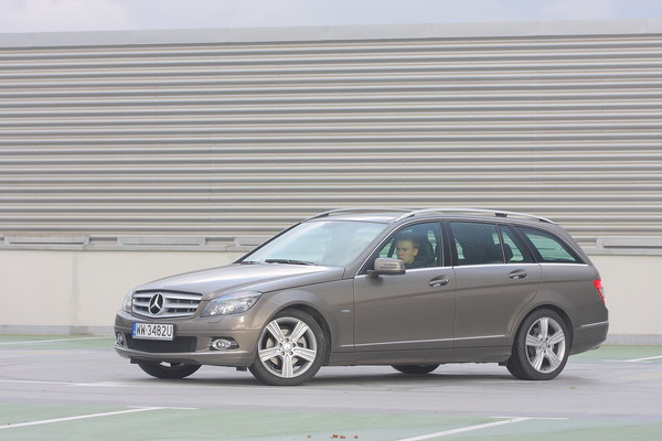 Mercedes klasy C W204 (2007-2014)