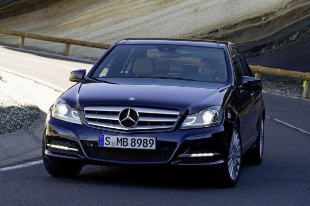 Mercedes klasy C /