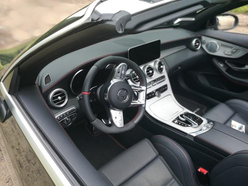 Mercedes klasy C /INTERIA.PL