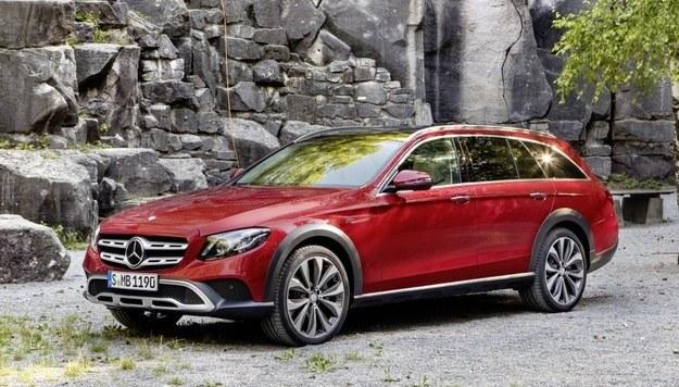 Mercedes klasy E All-Terrain /Mercedes