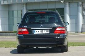 Mercedes klasy E W211 (2002-2009)