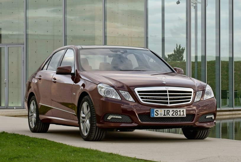 Mercedes klasy E /