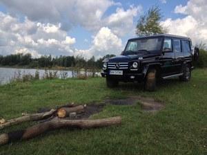 Mercedes klasy G. Ostatni Mohikanin!