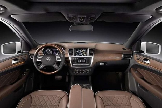 Mercedes klasy M /