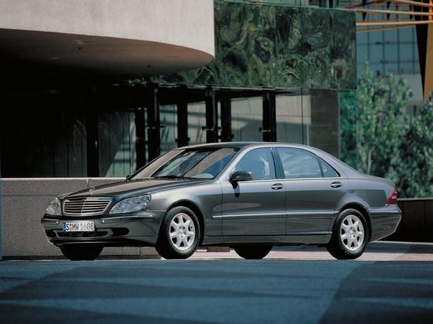 Mercedes klasy S (1998-2005) /Mercedes