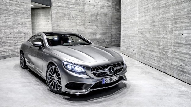 Mercedes klasy S Coupe (C217) /Mercedes