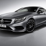 Mercedes klasy S Coupe Night Edition