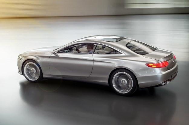 Mercedes klasy S Coupe /