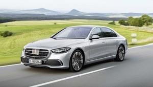 Mercedes klasy S zaprezentowany