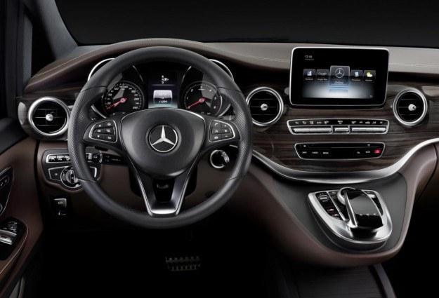 Mercedes klasy V /