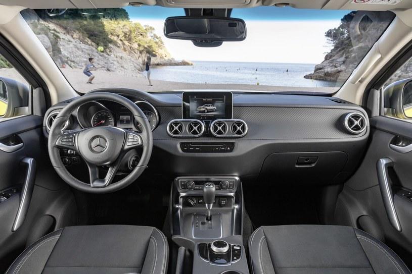 Mercedes klasy X /