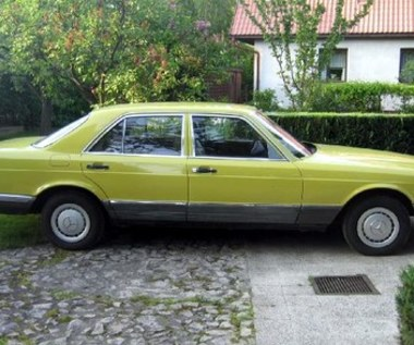 Mercedes Lema za 31 tys.!