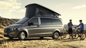 Mercedes Marco Polo Activity po liftingu