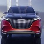 Mercedes-Maybach EQS. Koncepcyjny suv z najwyższej półki