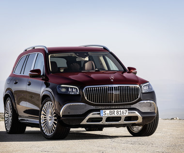 Mercedes-Maybach GLS 600 4MATIC - szczyt luksusu
