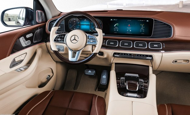 Mercedes-Maybach GLS 600 /