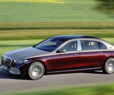 Mercedes-Maybach klasy S właśnie zadebiutował