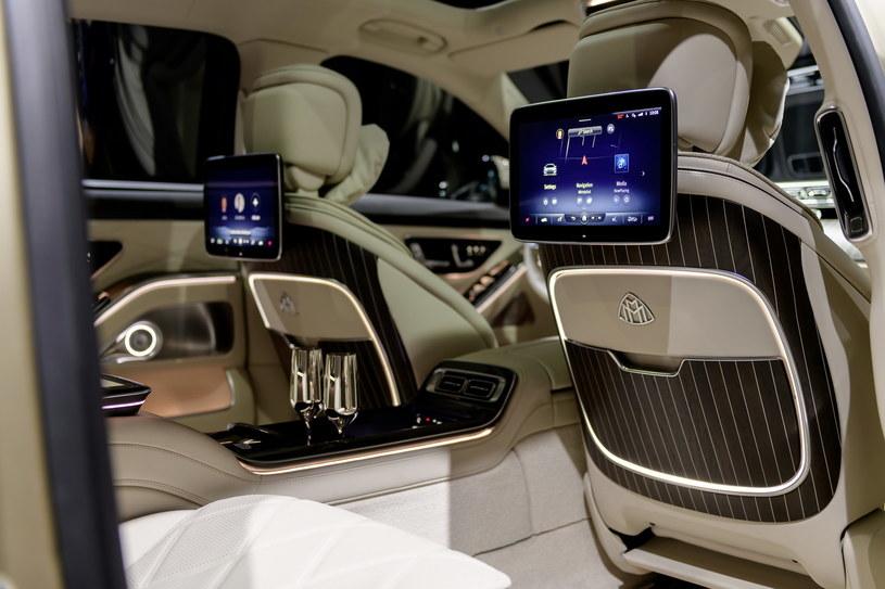Mercedes-Maybach klasy S /