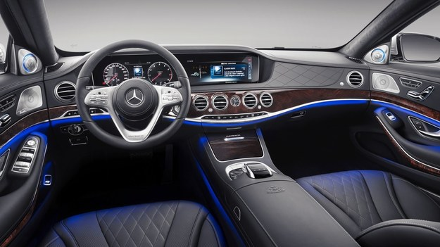 Mercedes-Maybach S 560 /Mercedes