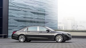 Mercedes-Maybach S 600 - na bogato