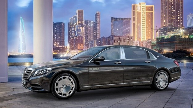 Mercedes Maybach S 600 /