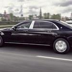 Mercedes-Maybach S600 Guard. Najbezpieczniejsze auto na świecie!