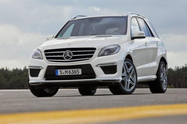 Mercedes ML 63 AMG /