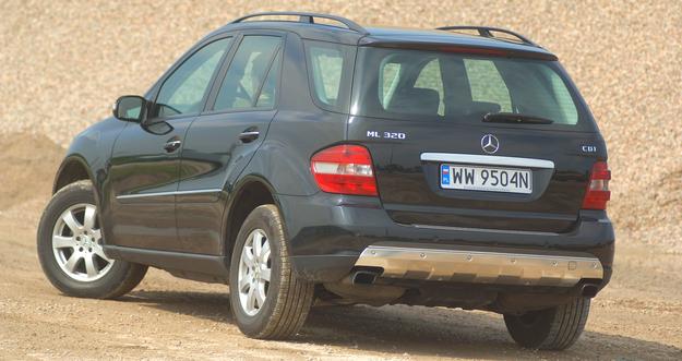 Mercedes ML /Motor