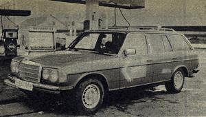 Mercedes na wodór