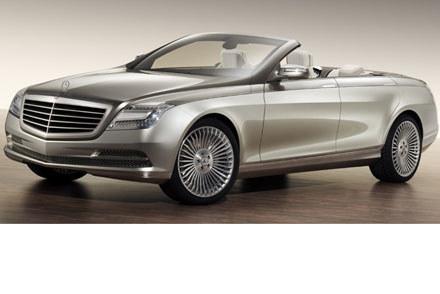 Mercedes ocean drive / Kliknij /INTERIA.PL