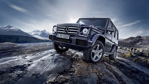 Mercedes odświeża klasę G na 2015 rok