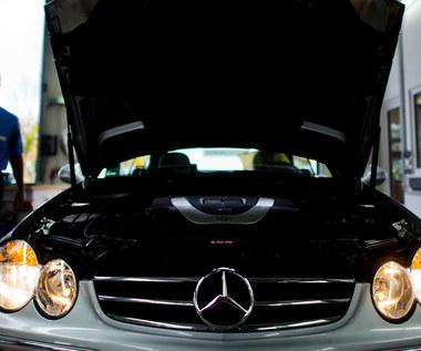 Mercedes poprawi system neutralizacji spalin w 3 mln samochodów